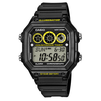 Imagen del Casio Collection AE-1300WH-1AVEF
