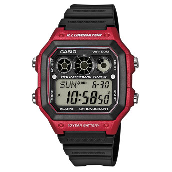 Casio Collection AE-1300WH-4AVEF
