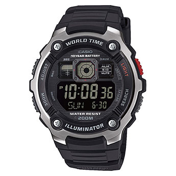 Casio Collection AE-2000W-1BVEF