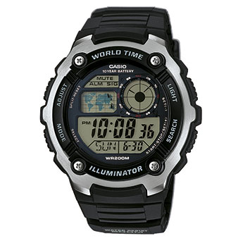 Imagen del Casio Collection AE-2100W-1AVEF