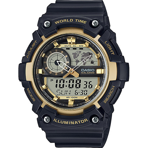 Imagen del Casio Collection AEQ-200W-9AVEF