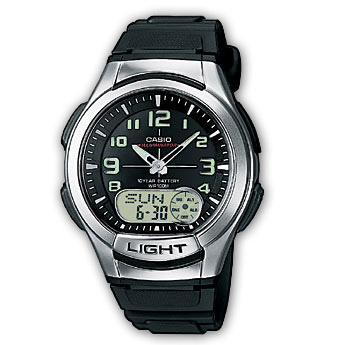 Casio Collection AQ-180W-1BVES