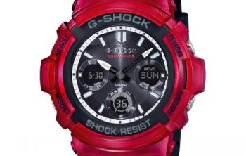 Casio G-Shock AWG-M100SRB-4AER