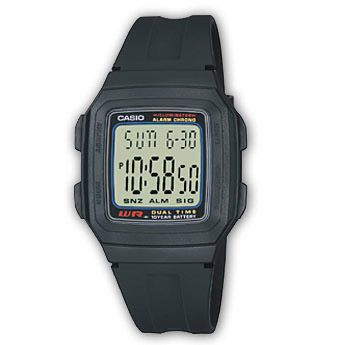 Casio Collection F-201W-1AEF