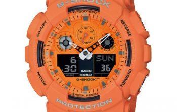 Casio G-Shock GA-100RS-4AER