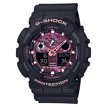 Casio G-Shock GA-100TCB-1ADR