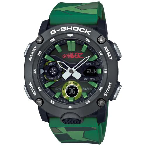 Imagen del Casio G-Shock GA-2000GZ-3AER