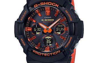 Casio G-Shock GAW-100BR-1AER