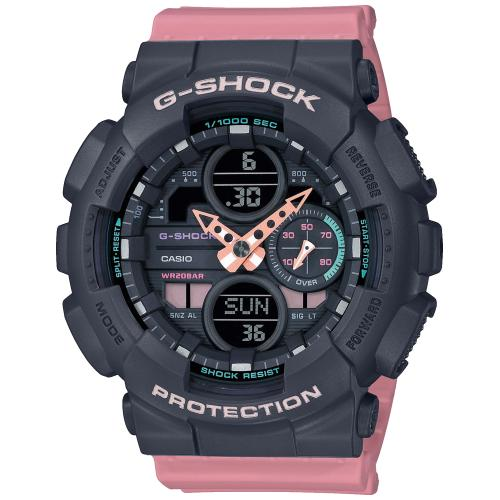 Imagen del Casio G-Shock GMA-S140-4AER