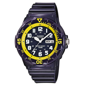 Casio Collection MRW-200HC-2BVEF - Imagen 1