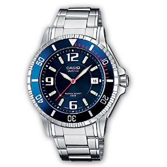Casio Collection MTD-1053D-2AVES