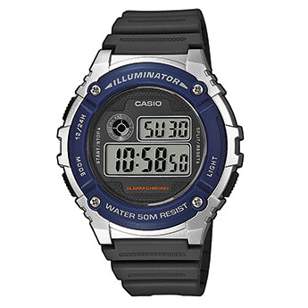 Casio Collection W-216H-2AVEF