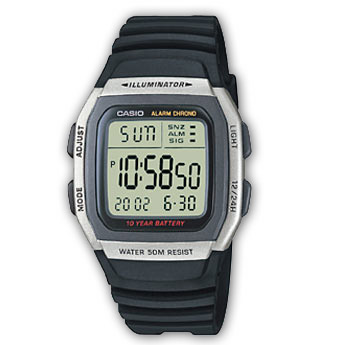 Casio Collection W-96H-1AVES