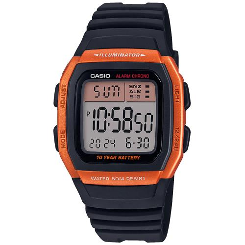 Casio Collection W-96H-4A2VEF