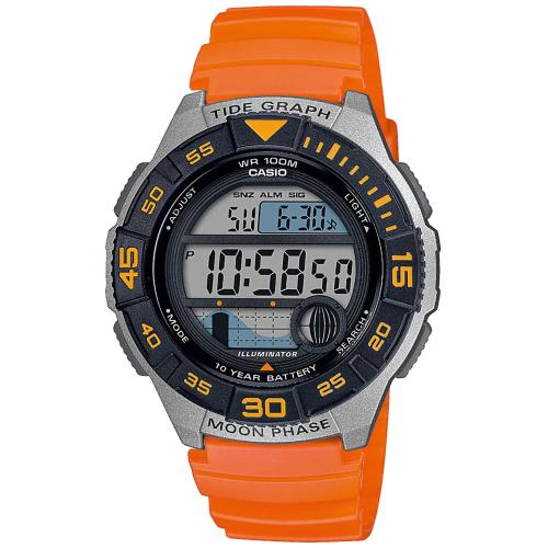 Imagen del Casio Collection WS-1100H-4AVEF