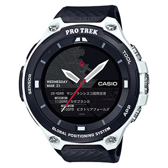 Casio Protrek Smart WSD-F20-WECAE