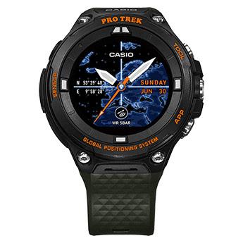 Casio Protrek Smart WSD-F20A-GNBAE