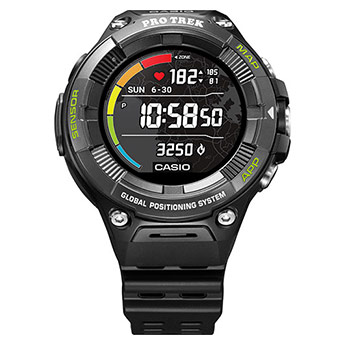 Casio Protrek Smart WSD-F21HR-BKAGE