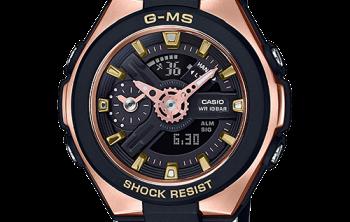 Casio BABY-G MSG-400G-1A1