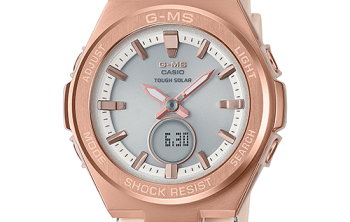 Casio BABY-G MSG-S200G-4A