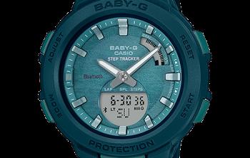 Casio BABY-G BSA-B100AC-3A