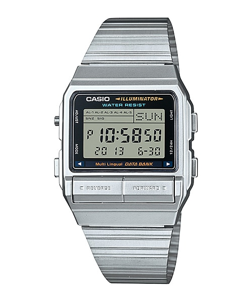 Casio DATA BANK DB-380-1