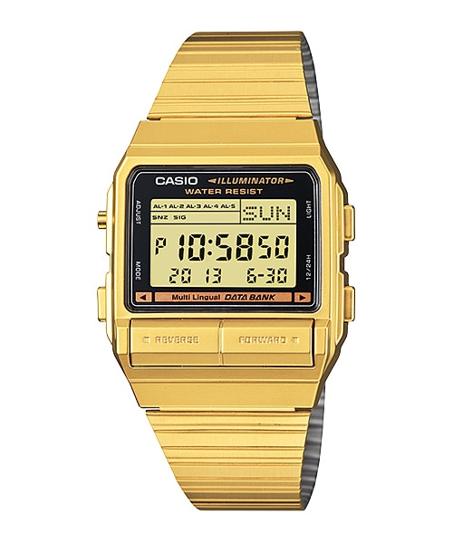 Casio DATA BANK DB-380G-1