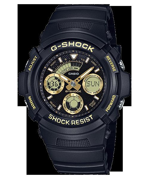 Imagen del Casio G-SHOCK AW-591GBX-1A9