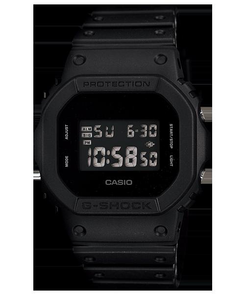 Imagen del Casio G-SHOCK DW-5600BB-1