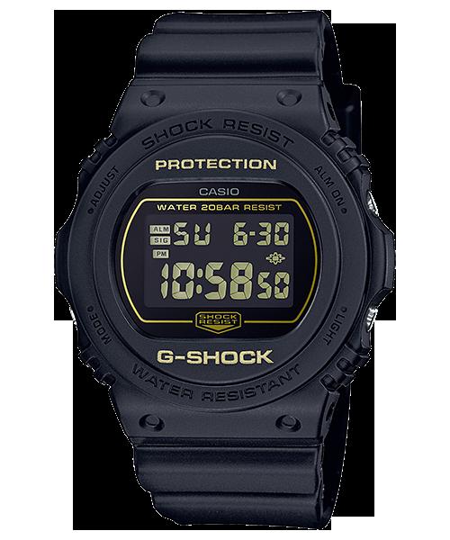 Imagen del Casio G-SHOCK DW-5700BBM-1