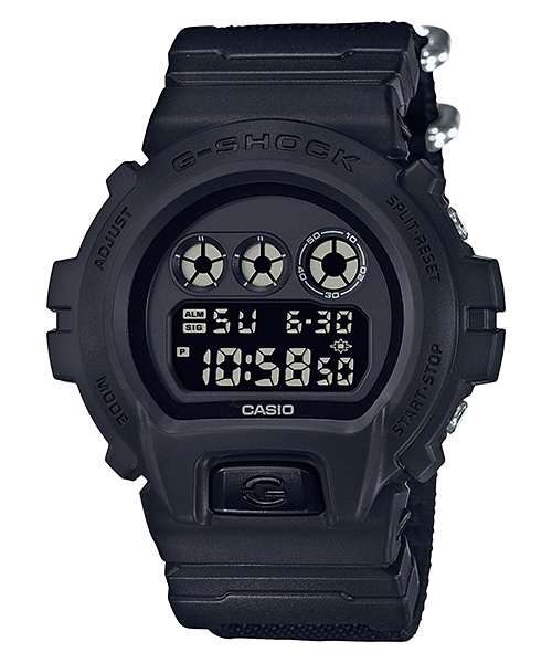 Casio G-SHOCK DW-6900BBN-1