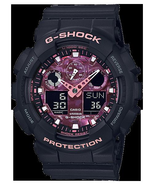 Casio G-SHOCK GA-100TCB-1A