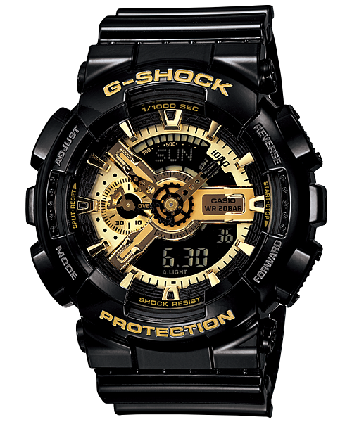 Imagen del Casio G-SHOCK GA-110GB-1A