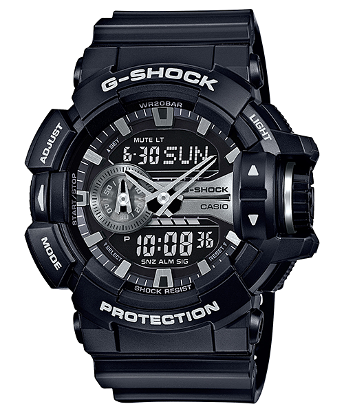Casio G-SHOCK GA-400GB-1A