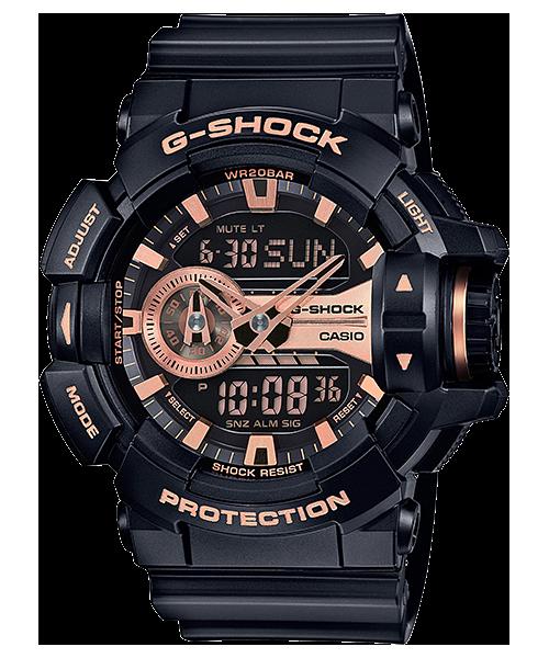 Casio G-SHOCK GA-400GB-1A4
