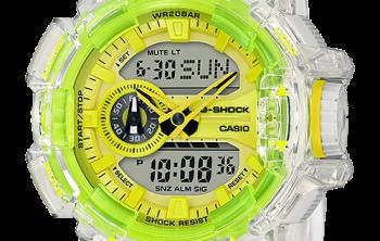 Casio G-Shock Colores Especiales