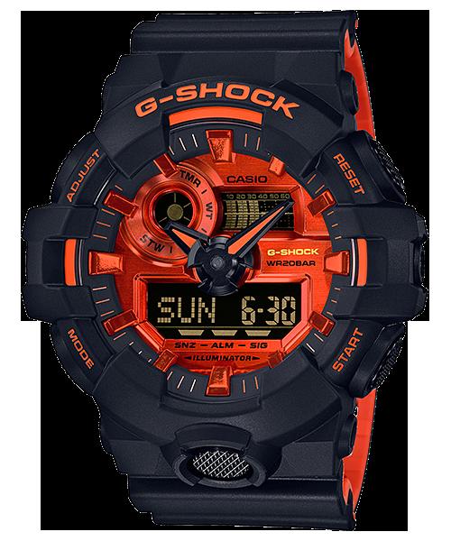 Imagen del Casio G-SHOCK GA-700BR-1A