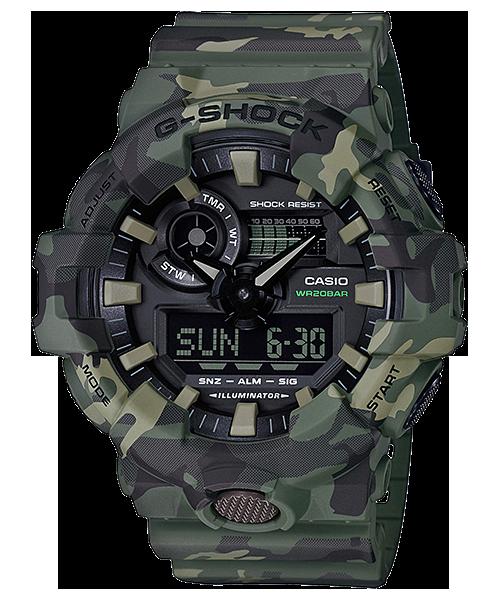 Casio G-SHOCK GA-700CM-3A