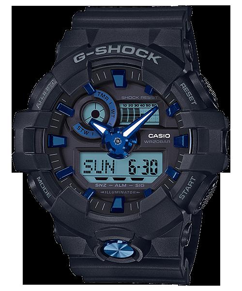 Imagen del Casio G-SHOCK GA-710B-1A2