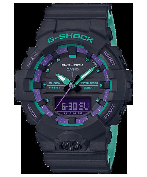 Casio G-SHOCK GA-800BL-1A