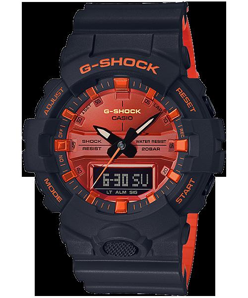 Casio G-SHOCK GA-800BR-1A