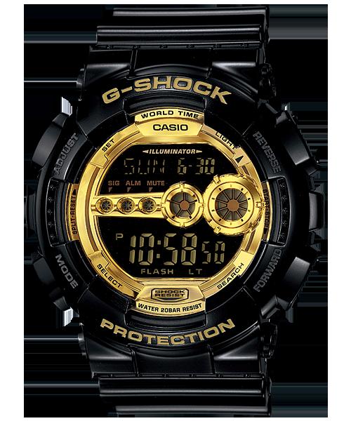 Imagen del Casio G-SHOCK GD-100GB-1