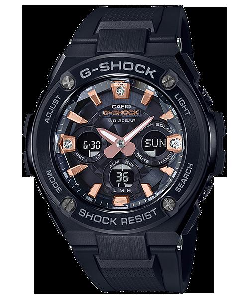 Imagen del Casio G-SHOCK GST-S310BDD-1A