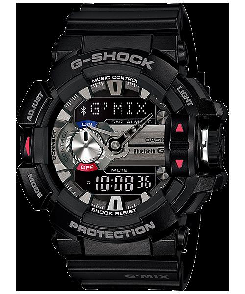 Imagen del Casio G-SHOCK GBA-400-1A