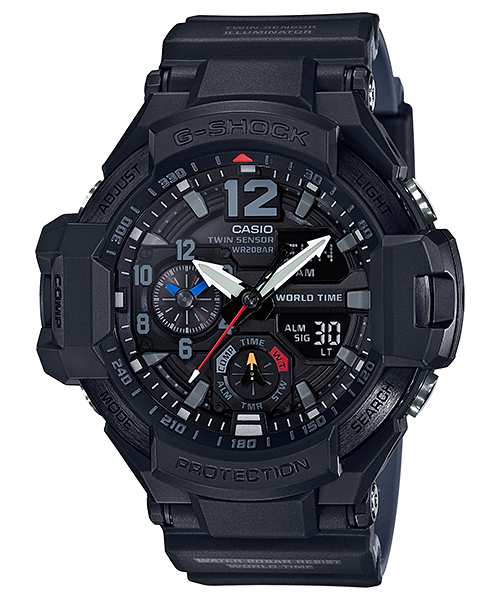 Casio G-SHOCK GA-1100-1A1