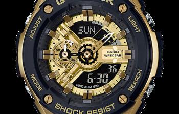Casio G-SHOCK GST-400G-1A9