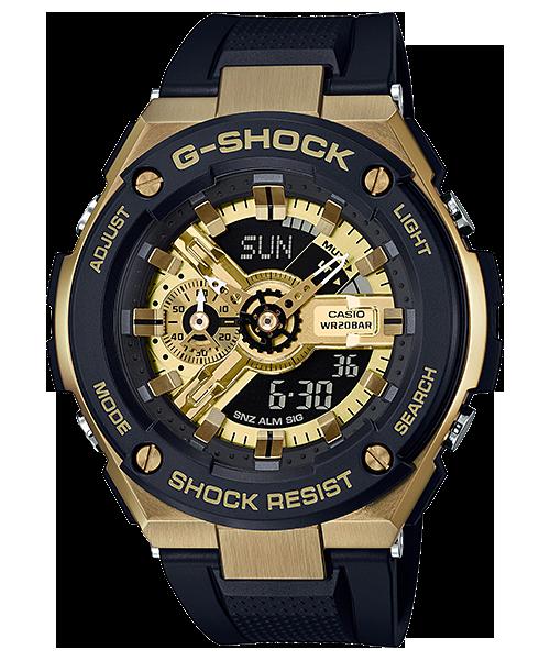 Imagen del Casio G-SHOCK GST-400G-1A9