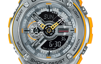 Casio G-SHOCK GST-410-9A
