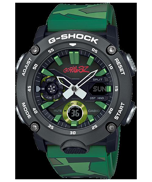 Casio G-SHOCK GA-2000GZ-3A