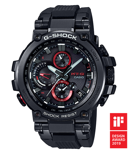 Casio G-SHOCK MTG-B1000B-1A